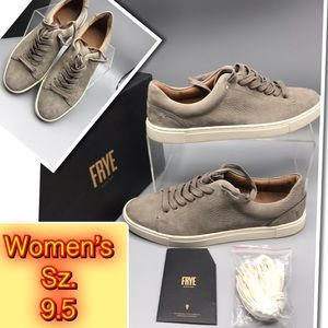 Frye Ivy Lace Women's Comfy Cushion Sneakers 9.5